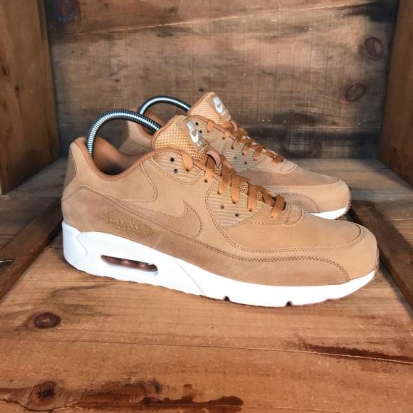 05ff1e073df NEW Nike Air Max 90 Ultra 2.0 Wheat. M 5b3e50b69539f75ef1f6e932